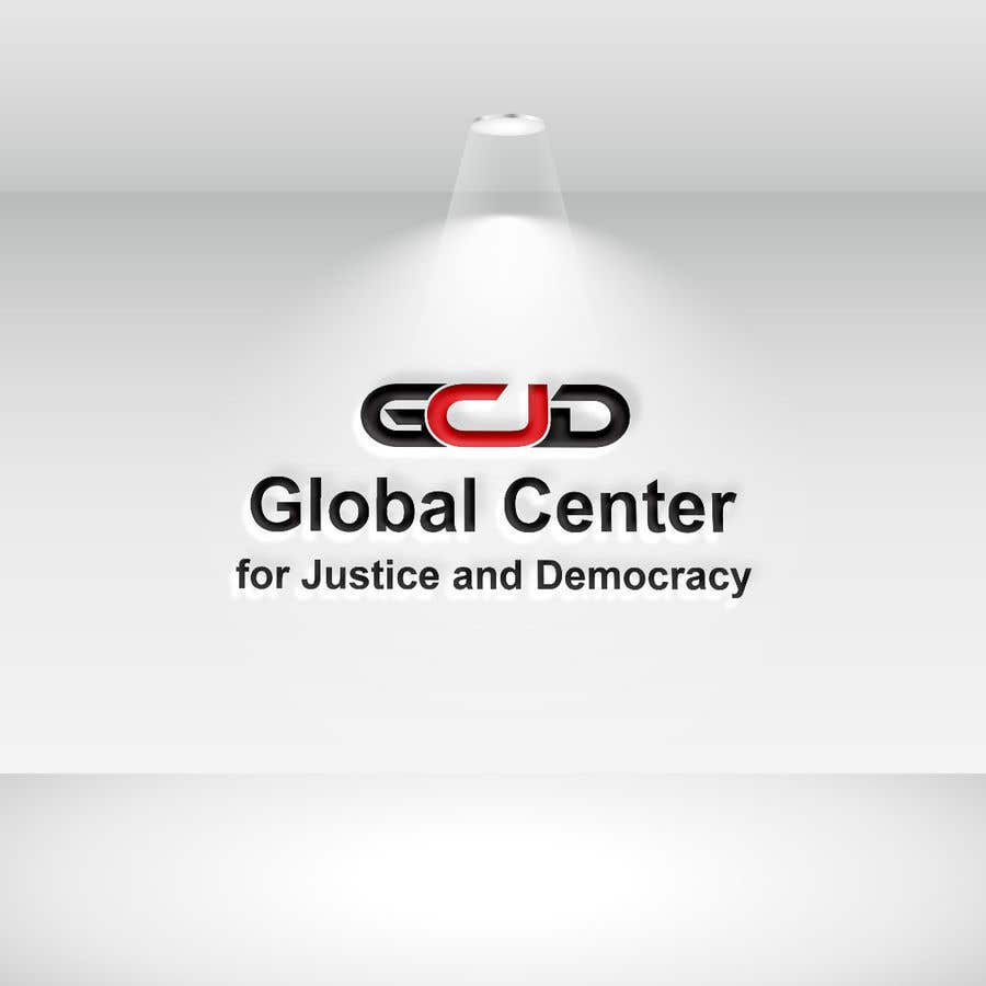 Bài tham dự cuộc thi #25 cho Logo for Global Center for Justice and Democracy (GCJD)