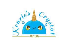 #69 untuk Kids Crystal Business Logo oleh talha609ss
