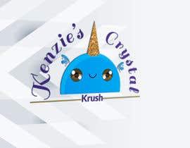 #71 untuk Kids Crystal Business Logo oleh talha609ss