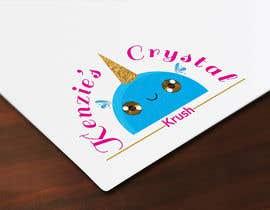 #74 untuk Kids Crystal Business Logo oleh talha609ss