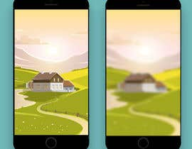 #19 for Background for a login screen of a mobile app by hager3