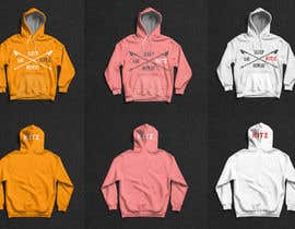 #27 for Design Hoodie Design by MalakMedhat96