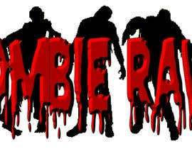#62 para Logo Design for ZOMBIE RAVE por olhorse