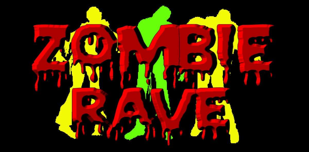 Proposition n°                                        65                                      du concours                                         Logo Design for ZOMBIE RAVE