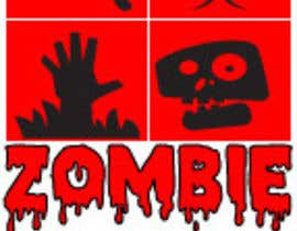 #79 for Logo Design for ZOMBIE RAVE by sergiovc