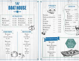 #8 untuk I need some Graphic Design for the Boathouse Restaurant and Bar oleh Stherho