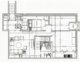 #20 cho Design Floor plans for finished basement bởi ronaaron2