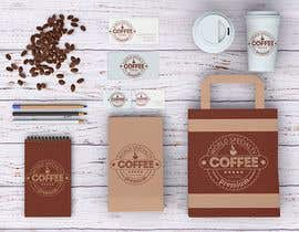 #268 cho Coffee Branding Logo Creation/packaging and all branding bởi asad8807