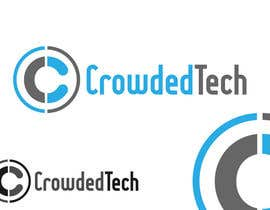 #208 para Logo Design for CrowdedTech por akshaydesai