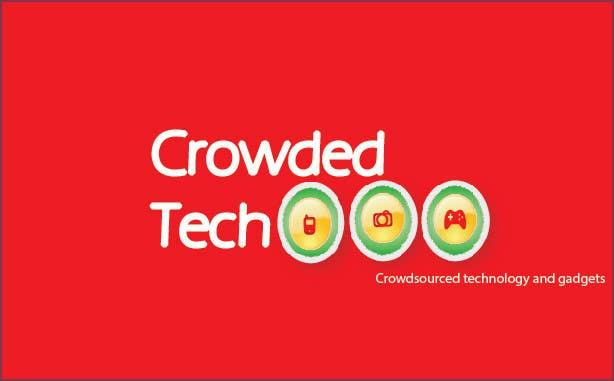 Kilpailutyö #162 kilpailussa Logo Design for CrowdedTech