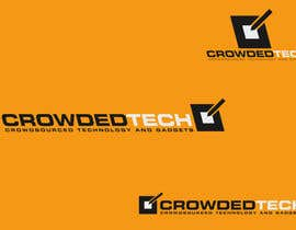 nº 111 pour Logo Design for CrowdedTech par dimitarstoykov