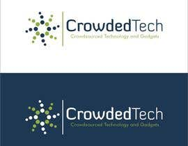 nº 138 pour Logo Design for CrowdedTech par abd786vw