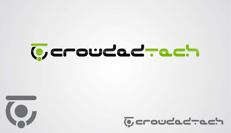 Kilpailutyö #108 kilpailussa Logo Design for CrowdedTech
