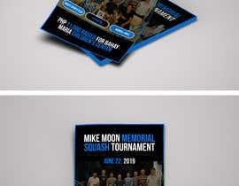 Nro 18 kilpailuun 1 page event poster käyttäjältä amirkust2005