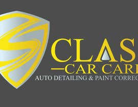nº 475 pour Logo for Car Detailing Business par CSTDesign001