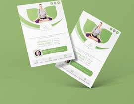 #236 для Dear Freelancer,   I'd like you to use your beautiful creativity and talent to create a marketing POSTER and a FLYER for my YOGA activity which I can easily change the text/objects afterwards.   Those should be inspired and in accordance with my LOGO and  от stylishwork