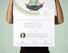#275 cho Dear Freelancer,   I'd like you to use your beautiful creativity and talent to create a marketing POSTER and a FLYER for my YOGA activity which I can easily change the text/objects afterwards.   Those should be inspired and in accordance with my LOGO and  bởi stylishwork