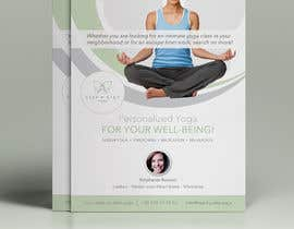 #253 for Dear Freelancer,   I'd like you to use your beautiful creativity and talent to create a marketing POSTER and a FLYER for my YOGA activity which I can easily change the text/objects afterwards.   Those should be inspired and in accordance with my LOGO and  by Skrebe