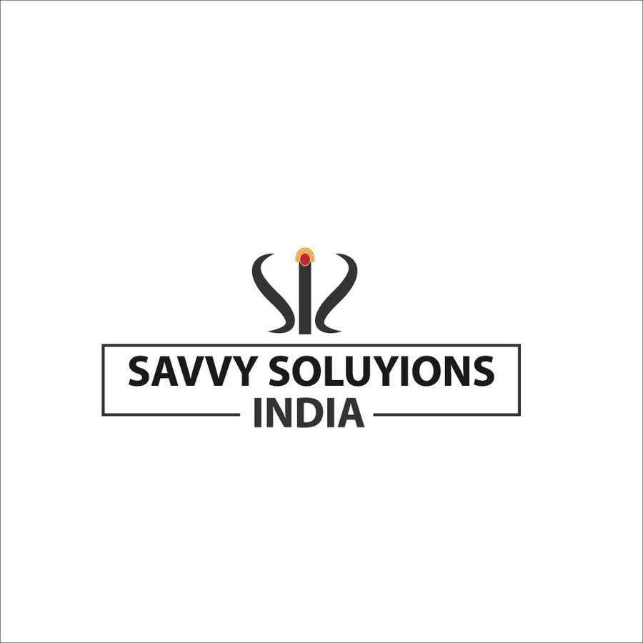 Konkurrenceindlæg #19 for LOGO Design for savvy india.