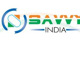 #27 for LOGO Design for savvy india. af paulakash814