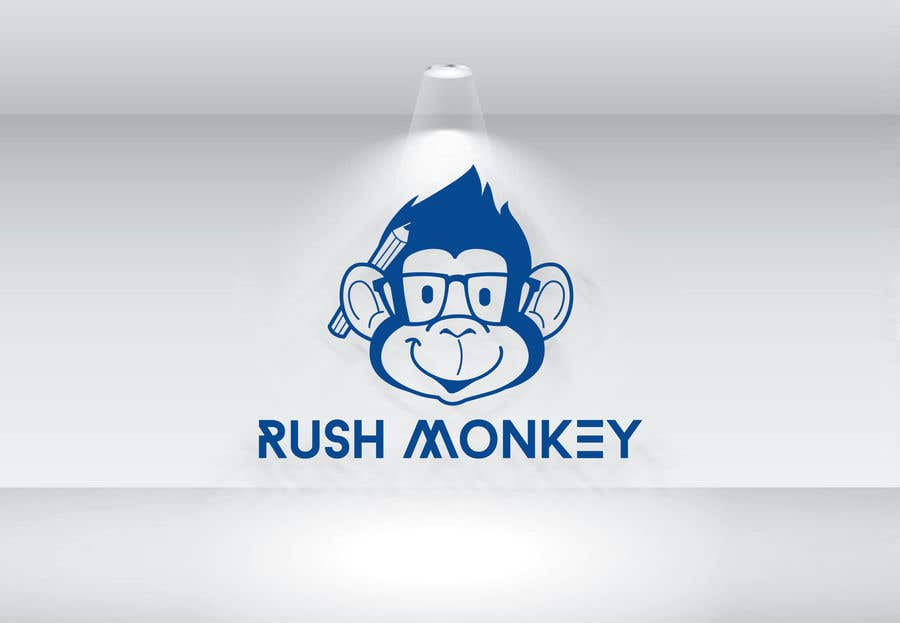 Proposition n°16 du concours Make for Us a Logo - Rush Monkey