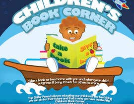 #17 for Illustration Design for The Children's Book Corner at Top Dollar Pawn by lifeillustrated