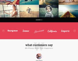 #26 , webpage designed to showcase a photograph 来自 omarfarukz