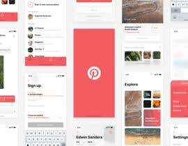 #1 cho Pinterest Application bởi zaidur101