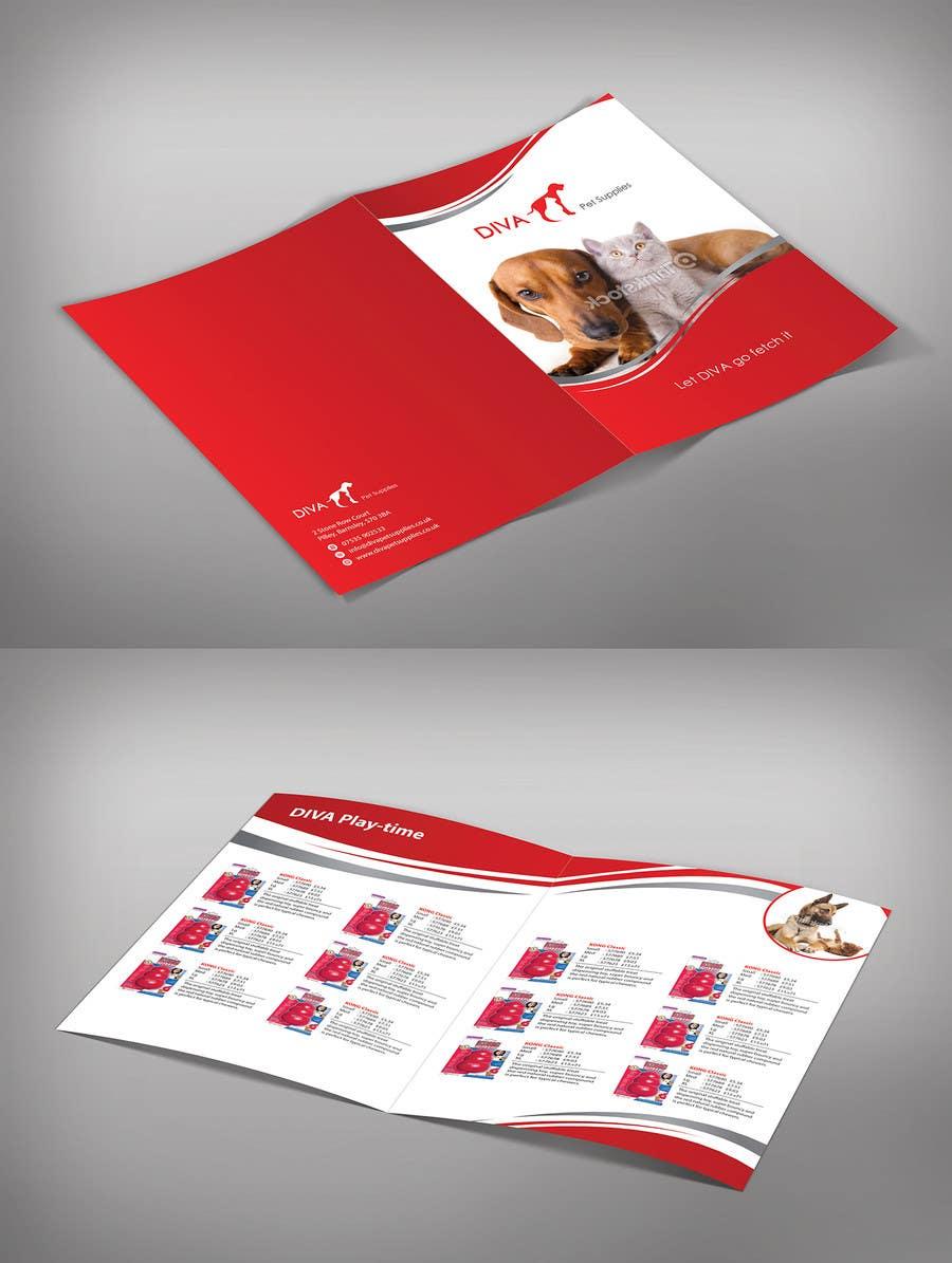 Konkurrenceindlæg #                                        24                                      for                                         Stationery Design for Diva Pet Supplies