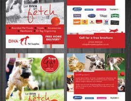#16 para Stationery Design for Diva Pet Supplies por mishyroach