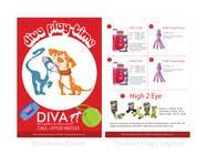 Graphic Design Konkurrenceindlæg #18 for Stationery Design for Diva Pet Supplies