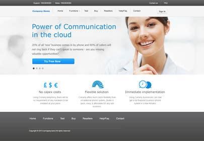 #2 for Website Design for businnes website by cromasolutions