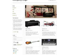 #9 for Website Design for businnes website by dipesh989
