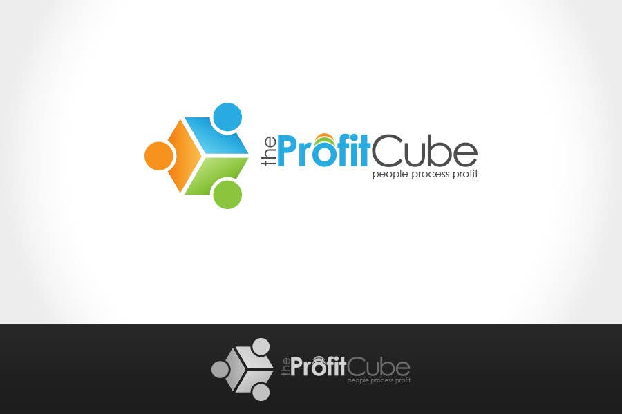 Proposition n°211 du concours Logo Design for The Profit Cube