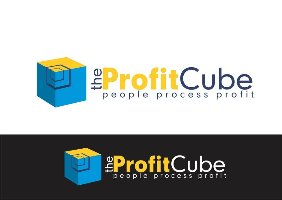 Konkurrenceindlæg #                                        238                                      for                                         Logo Design for The Profit Cube
