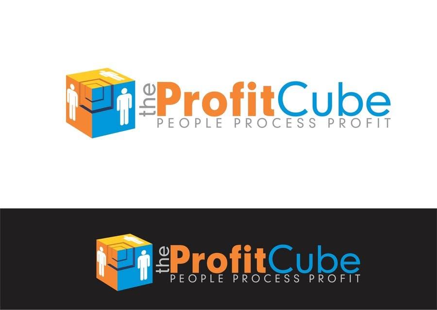 Konkurrenceindlæg #                                        243                                      for                                         Logo Design for The Profit Cube