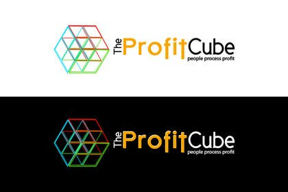 #255 para Logo Design for The Profit Cube por kk58