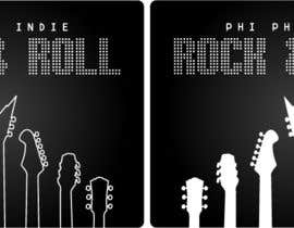 #43 for Logo Design for Phi Phi Indie Rock & Roll by maxindia099