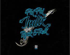 nº 21 pour Logo Design for Phi Phi Indie Rock & Roll par roman230005