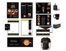 "#62 cho Full Identity Package for ""VENKA"" Specialty Coffee bởi akibkhanbsl"