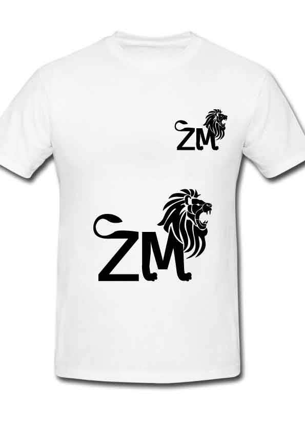 Konkurrenceindlæg #                                        28                                      for                                         Design a logo for new tshirt fashion brand and few polo shirt or sweater mockups with it