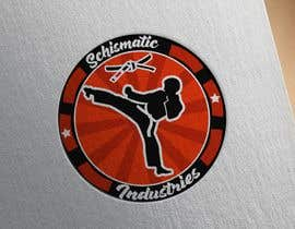 #16 for I need a logo designed for my Jiu-Jitsu company called Schismatic Industries af Alexander180210
