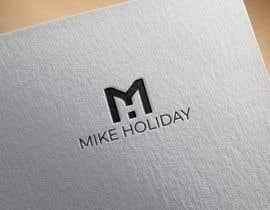 "#56 para modern, cool logo for dj  ""Mike Holiday"" por osiur120"