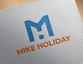 "#57 para modern, cool logo for dj  ""Mike Holiday"" por osiur120"