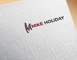 """#103 para modern, cool logo for dj  """"Mike Holiday"""" por CreativityforU"""