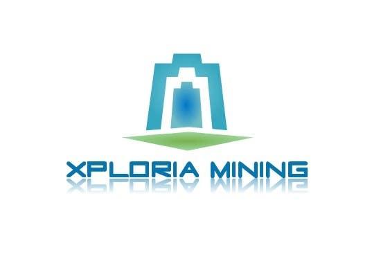 Kilpailutyö #                                        30                                      kilpailussa                                         Logo Design for a Mining Company