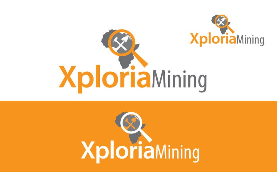 Kilpailutyö #40 kilpailussa Logo Design for a Mining Company