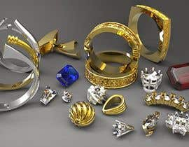 #13 for Looking for fashion/custom jewelry designer af madhavanraj