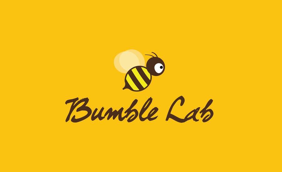 Penyertaan Peraduan #                                        60                                      untuk                                         Design a Logo for Bumble Lab