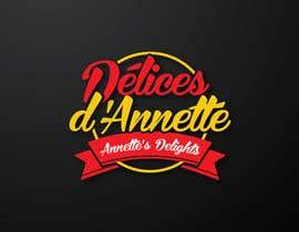 #124 untuk Design a Logo for Délices d'Annette oleh dannnnny85